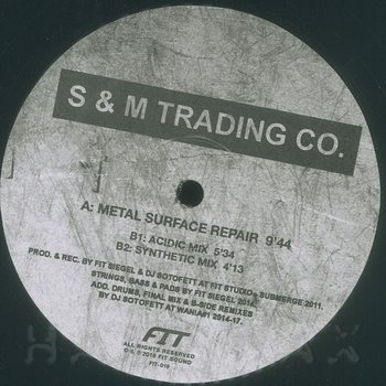 Cover art - S & M Trading Co: Mental Surface Repair