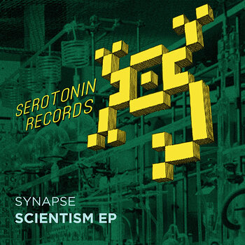 Cover art - Synapse: Scientism EP