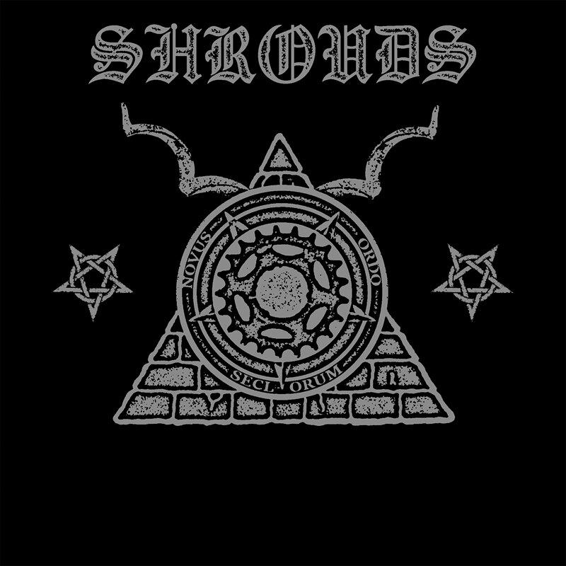 Cover art - Shrouds: Novus Ordo Seclorum
