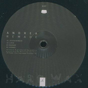 Cover art - Andrea: Remade