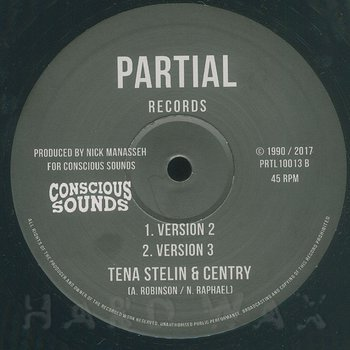 Cover art - Tenastelin & Centry: Can't Touch Jah