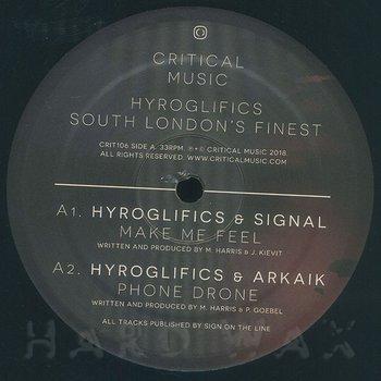 Cover art - Hyroglifics: South London's Finest