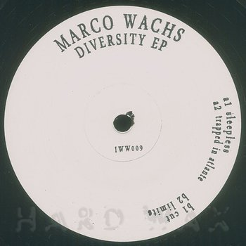 Cover art - Marco Wachs: Sleepless