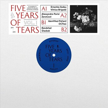 Cover art - Various Artists: Five Years Of Tears Vol. 1