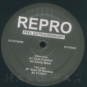 Cover art - Repro: Feel Extraordinary