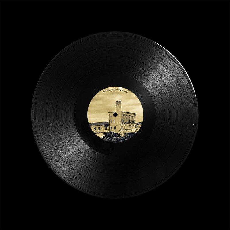 Cover art - Milton Bradley & Lockertmatik: 030-0351 EP