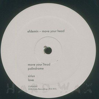Cover art - Efdemin: Move Your Head