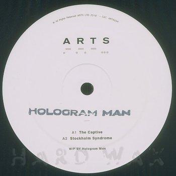Cover art - Hologram Man: Hologram Man