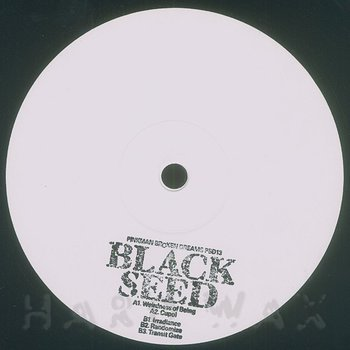 Cover art - Black Seed: Weirdness Of Being