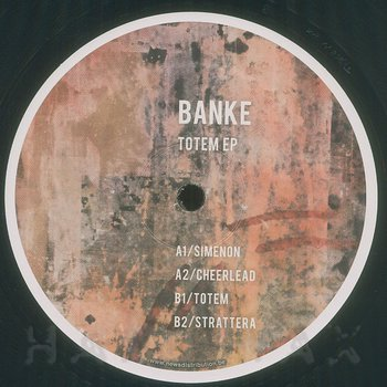Cover art - Banke: Totem