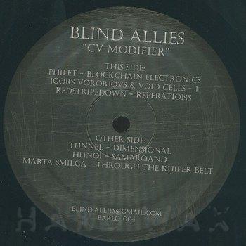 Cover art - Various Artists: CV Modifier