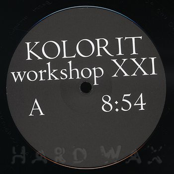 Cover art - Kolorit: Workshop XXI