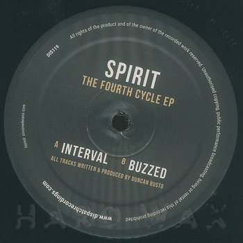 Cover art - Spirit: The Fourth Cycle