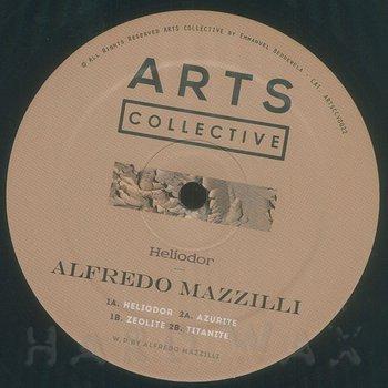 Cover art - Alfredo Mazzilli: Heliodor