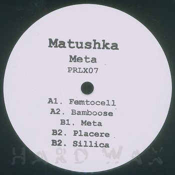 Cover art - Matushka: Meta