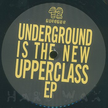 Cover art - Various Artists: Underground Is The New Upperclass