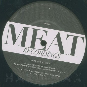 Cover art - Various Artists: Meat Your Maker #2