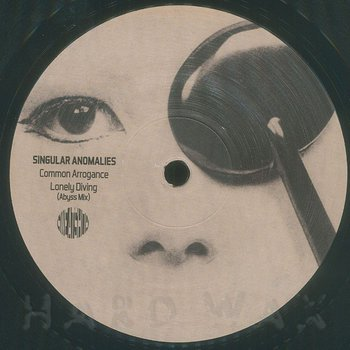 Cover art - Singular Anomalies: Common Arrogance