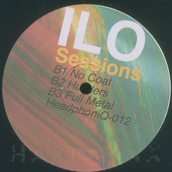Cover art - Ilo: Sessions
