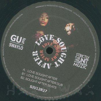 Cover art - GU: Love Sought After