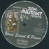 Cover art - Word Sound & Power: His Majesty