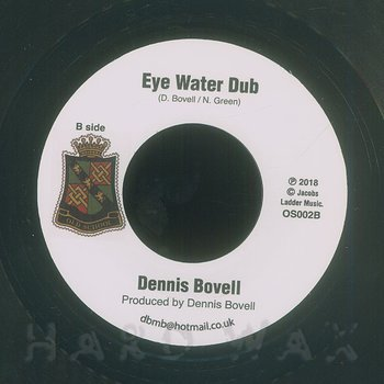 Cover art - Dennis Bovell: Raindrops