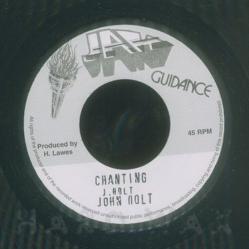 Cover art - John Holt: Chanting