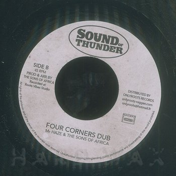 Cover art - Michael Prophet & The Sons Of Africa: Four Corners Of The Earth