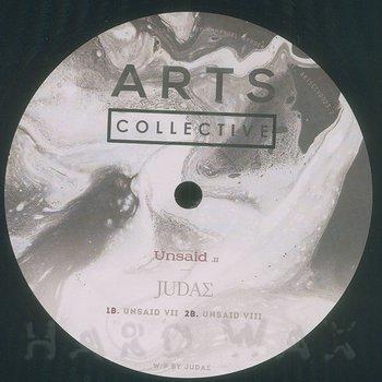 Cover art - Judas: Unsaid Pt. 2