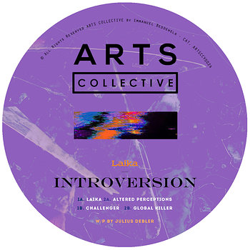 Cover art - Introversion: Laika