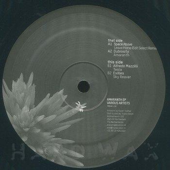 Cover art - Various Artists: Amaranth