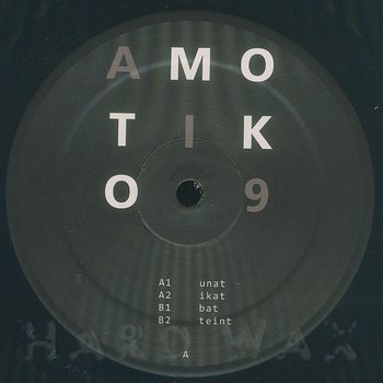 Cover art - Amotik: Unat