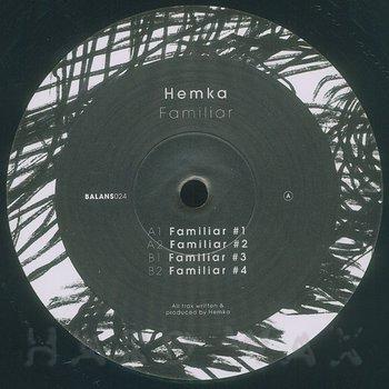 Cover art - Hemka: Familiar