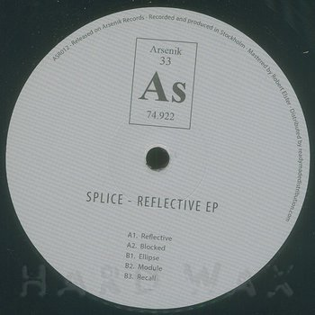 Cover art - Splice: Reflective