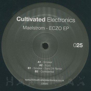 Cover art - Maelstrom: Eczo