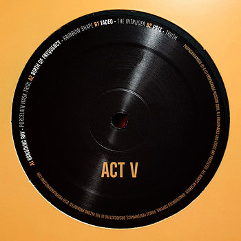 Cover art - Various Artists: Act V