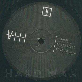 Cover art - Laertes: Argonaut