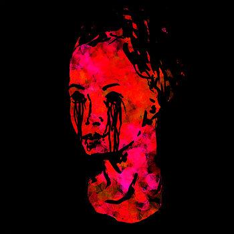 Cover art - Projekt Gestalten: He Bleeds Stories