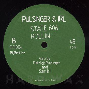 Cover art - Pulsinger & Irl: Exu