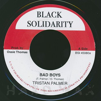 Cover art - Triston Palmer: Bad Boys