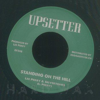 Cover art - The Silvertones: Standing On The Hill