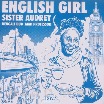 Cover art - Sister Audrey: English Girl