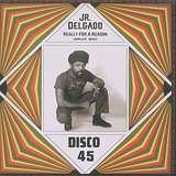 Cover art - Junior Delgado: Really For A Reason
