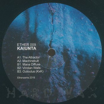 Cover art - Kaiunta: The Attractor