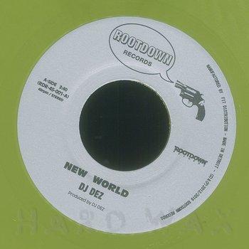 Cover art - DJ Dez: New World