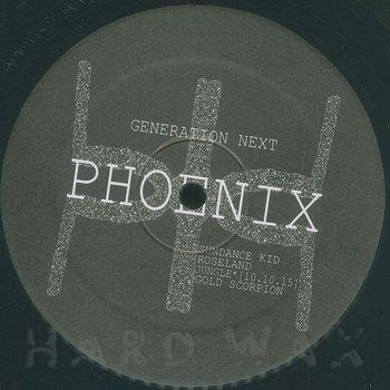 Cover art - Generation Next: Phoenix