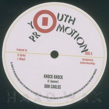 Cover art - Don Carlos: Knock Knock