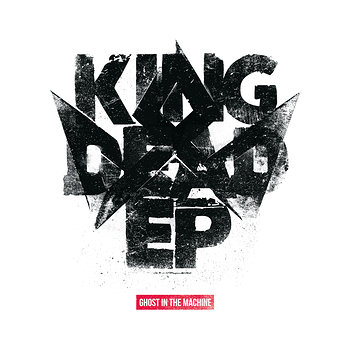 Cover art - Ghost In The Machine: King Dead