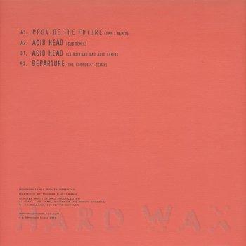 Cover art - Thomas P. Heckmann: Body Music Remixes