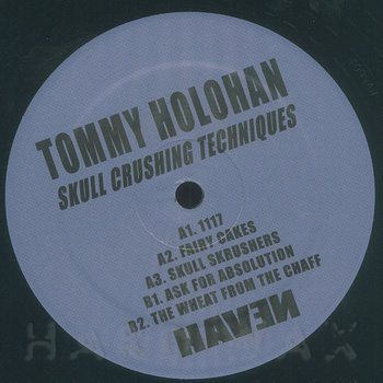 Cover art - Tommy Holohan: Skull Crushing Techniques